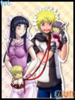 NaruHina - Red String of Love by Aoi-no-Kokoro
