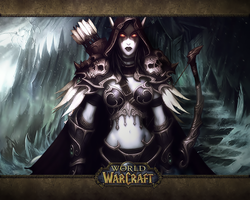 Warcraft Wallpaper 3 by Loupu
