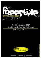 graphic art exhibition 2007 by huzza-tbg