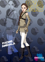 characters promos: Padme Amidala (ROTS outfit) by niniisolated