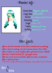 .: Arctic Curse :. Osyeon's Member Info by TheExtravagantAryh