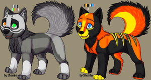Adoptables 1 by Shemha