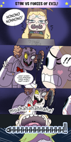 ComicComich. Star vs forces of evil by BiPinkBunny