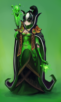 Rule 63 Rubick by Aghs