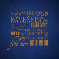 Ravenclaw by Tullerusk