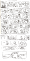 Glee- Kliss parody WIP by annit-the-conqueror