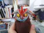 HTTYD 2 Cloudjumper PROGRESS May 14 by NIGHTFURY18