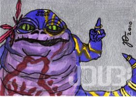 Ziro The Hutt by J-Dubi