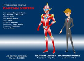 Captain Vertex - 2008 Edition by ryuuseipro