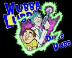 Rick and Morty WUBBA LUBBA DUBB DUBB by kaliburstudio