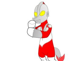Ultraman ponified by Ironwox