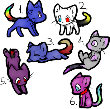 KITTYS by maresmith12