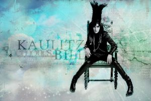 Wallpaper - Bill Kaulitz Memories Are Forever by ItsAllAboutVampires