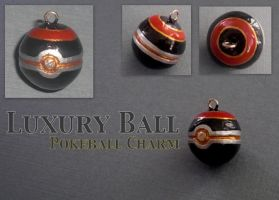 Luxury Ball Charm by GandaKris