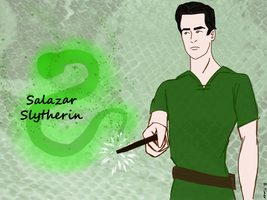 Young Salazar Slytherin by bltshop