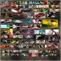 Tag Wall 2010 - SIGNATURES by ROH2X