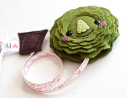 Retractable Tape Measure by hitree