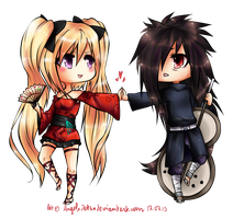 PC Hino x Madara 5/5 by Angie-Milady