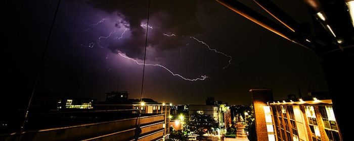 Lightning Chaser II by leafinsectman