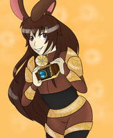 Velvet Scarlatina Fanart by Grump-Support
