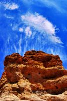 Steaming Mad Rock by greenunderground