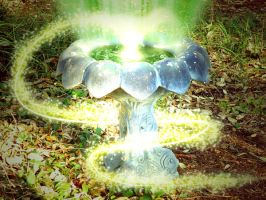 Fountain of Youth by pygmalion22