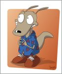 Rocko the Wallaby by Darbaras