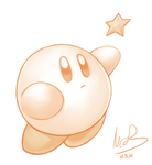 10.5 Kirby by hybridmink