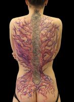 Tree by Anderstattoo