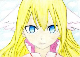 Mavis Fairy Tail by Kairin112