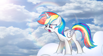 White Rainbow | Request by BloodLover2222