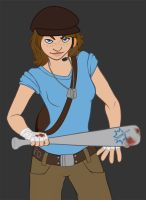 Finley Scout by leighanief