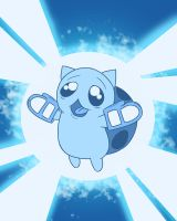 Catbug Trasnporting by Lansoh