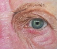 Eye - Soft Pastel by chartreuxxx