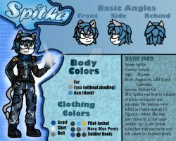 :SONIC: Spitha Reference by Nicolas-SW