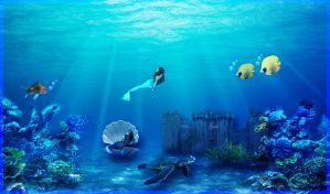 Life Under Water by napolion06