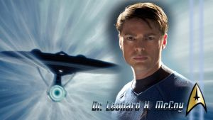Doctor McCoy wallpaper by Balsavor