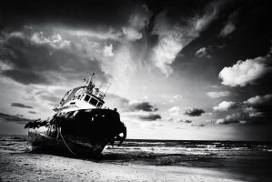 ship ashore by almiller