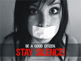 Be A Good Citizen:lahandi by No-More-Ignorance