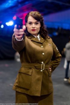 Agent Carter by AshleyReeve
