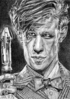 Matt Smith, Doctor Who by LittleDragonZ
