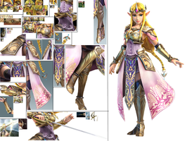 Hyrule Warriors - Zelda Cosplay Guide by LeriSuccubus