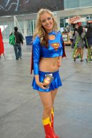 SDCC Supergirl by HomieBear