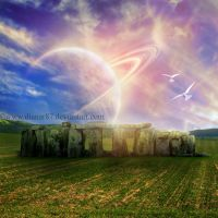 Celtic Moon by dianar87
