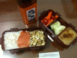 Bento 3 Date Forgotten by scr1bbl3m0nst3r