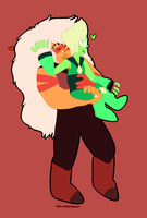 Jasper im working stop it by SparksHumbleAbode