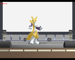 Renamon Chooses YOU! by NyinxDeLune