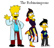 Meet the Robinsimpsons by Secretwindow1