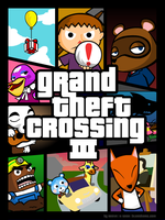 Grand Theft Crossing III by R-Kasahara