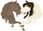 Contest! Imogen's New Stallion! Ends 6/23/14 by TheDeathOfAutumn